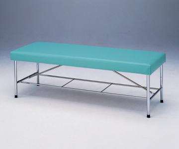 【代金引換不可】カラー診察台 700型グリーン(幅700×長さ1900)高さ3サイズ