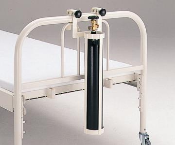 ベッドサイド酸素ボンベホルダー HP3070