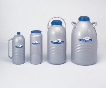 【代金引換不可】液体窒素用デュワー瓶 4LD