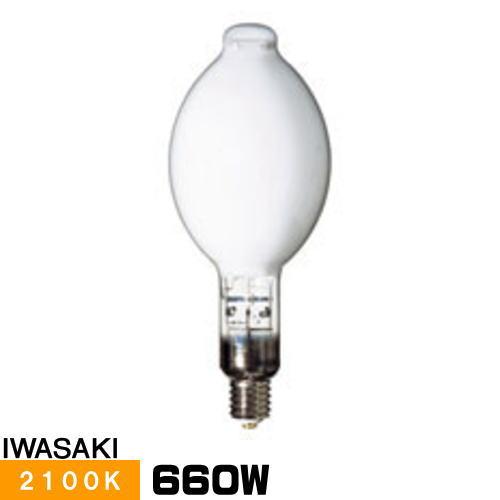 岩崎 NH660FL 高圧ナトリウムランプ 660W 一般形 拡散形 アイ サンクルエース