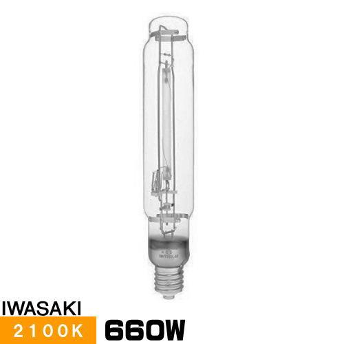 岩崎 NHT660L-M 高圧ナトリウムランプ 660W 直管形 透明形 アイ サンクルエース (アクロスター/アクロスペース専用)