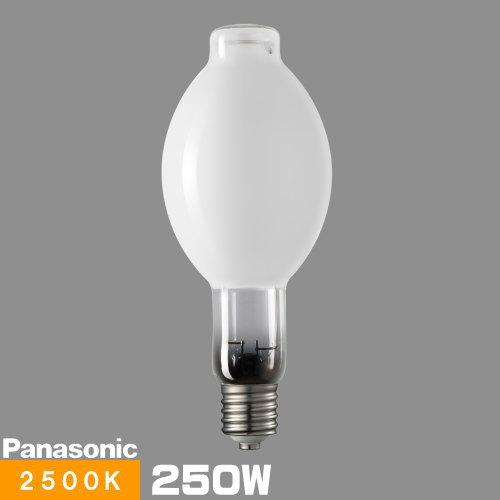 パナソニック K-HICA250FG/N ハイカライト 演色本位形高圧ナトリウム灯 (旧形番:K-HICA250F・G) 拡散形 一般形