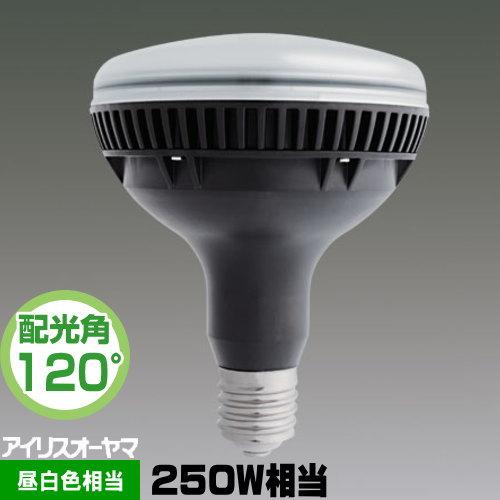 アイリスオーヤマ LDR100-200V23N7-H/E39-36BK2 LED電球 バラスト水銀灯250W相当 昼白色相当