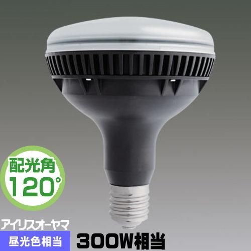アイリスオーヤマ LDR100-200V28D8-H/E39-45BK2 LED電球 バラスト水銀灯300W相当 昼光色相当