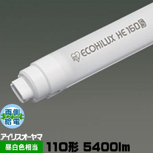 アイリスオーヤマ LDRd86T・N/36/54/16S/R LED電球 蛍光灯形 110形(86形) 5400lm 昼白色相当 両側給電(LDRd86T-N-36-54-16S/R)
