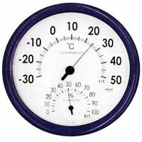 ◆プールサイド・岩盤浴用 温湿度計