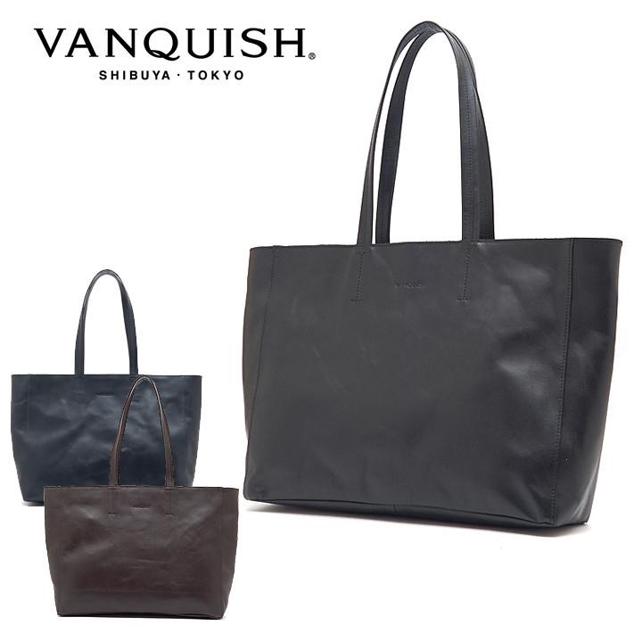 バッグ メンズ VANQUISH ヴァンキッシュ トートバッグ ビジネスバッグ 本革 牛革 VQM-41480【送料無料】