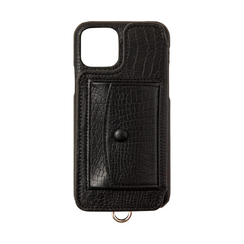 送料無料 Demiurvo ついに再販開始 I-Phone ケース デミウルーボ ~BIRTH Seasonal Wrap入荷 CROCO POCHE CASE~ i-PHONE