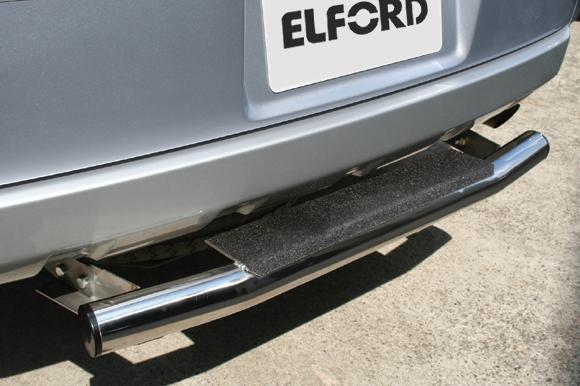 Elfordリアステップバー(TYPE-1)デリカD:5 4WD 年式/07.01-