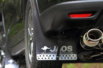 JAOS マッドガード3・エクストレイルNT32系(リヤセット)