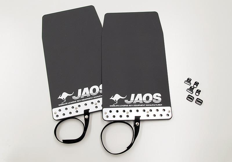 JAOS マッドガード3 ブラック Sサイズ(汎用品)