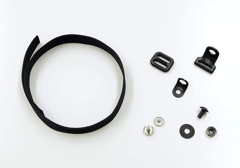 JAOS マッドガード3 補修部品 汎用品 ベルトキット2 特価キャンペーン 出色