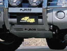 JAOS スキッドプレート3パジェロミニ H53.58A 年式/98.10~