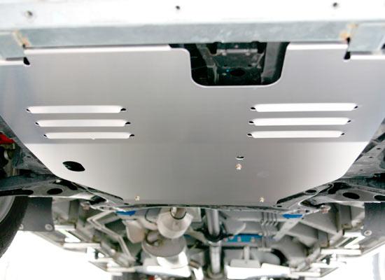 モトレージ エアロアンダーパネル(2mm厚アルミ製)デリカD:5