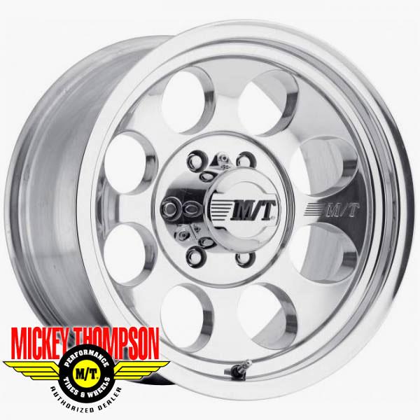 ミッキートンプソンCLASSIC 3 ポリッシュ 15X8J 5H 139.7 -22