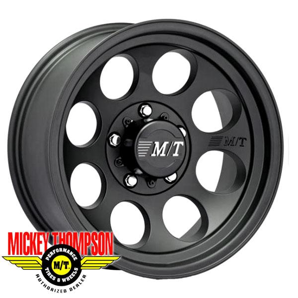 ミッキートンプソンCLASSIC 3 ブラック 17X9J 6H 139.7 -12