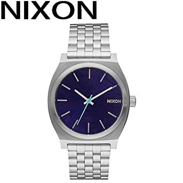 【ラッピング不可】 ニクソン NIXON タイムテラー時計 腕時計 NIXON 腕時計 メンズ レディース A045-230 ユニセックスパープル A045-230, 2Fのきもの屋:b4688513 --- canoncity.azurewebsites.net