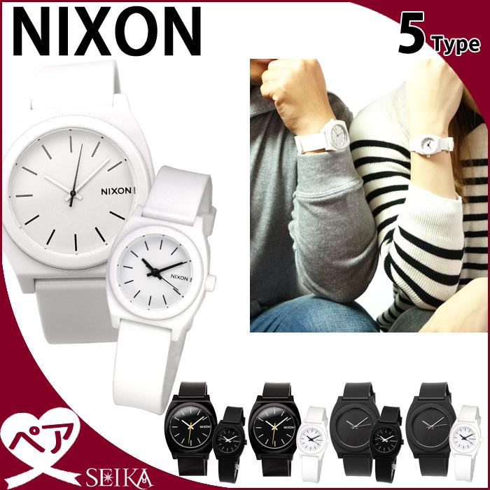 【ペアウォッチ】NIXON ニクソン 腕時計TIME TELLER タイムテラー A119-000 A119-524 A119-1030 A425-000 A425-100 【SEIKA厳選ペア】【G1】