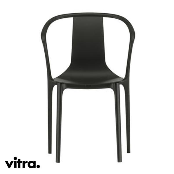【正規取扱販売店】Vitra(ヴィトラ)Belleville Armchair プラスチック SH47cm材質:シート、ベース、フレーム/ポリアミド※6脚までスタッキング可