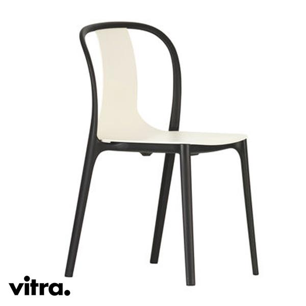 【正規取扱販売店】Vitra(ヴィトラ)Belleville Chair プラスチック SH47cm材質:シート、ベース、フレーム/ポリアミド※6脚までスタッキング可