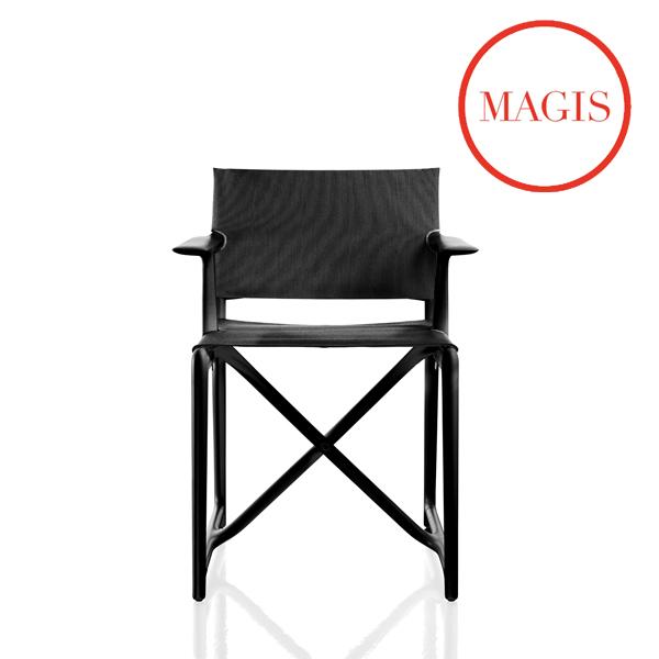 MAGIS マジス Stanley (スタンリー) ディレクターズチェアPHILIPPE STARCK (フィリップ・スタルク)サイズ:W630xD560xH845/SH500mm