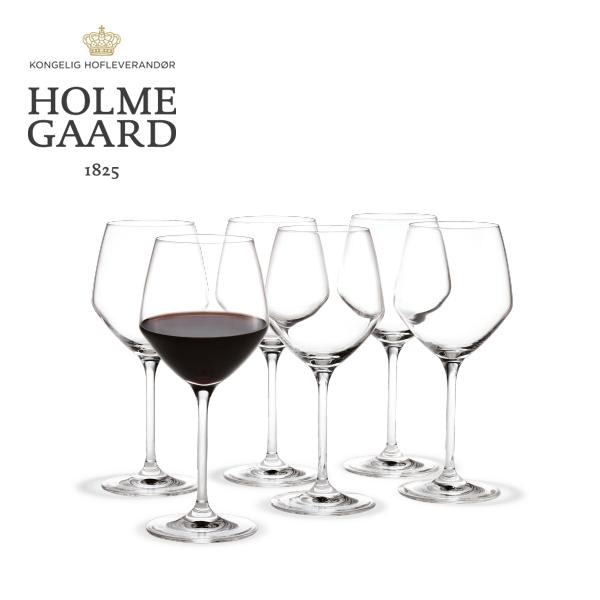 HOLMEGAARD / ホルムガード PerfectionRED WINE GLASS / 赤ワイングラス 350ml 6客セットデザイナー:TOM NYBROE / トム・ニーブロエ