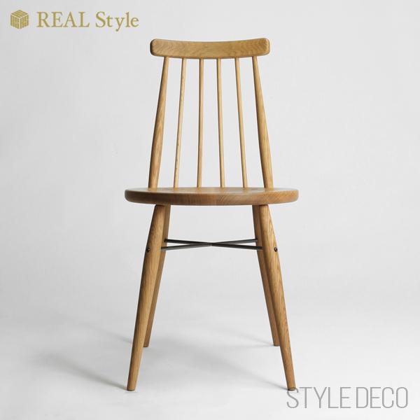 国産 ダイニングチェア ウィンザーチェア 木製 チェア 椅子 飛騨 高山ピケチェア(オーク無垢材オイル仕上げ)サイズ:W41×D47×H77.9・SH43.5cm座面サイズ:W41×D41cm重量:約4.5kg 貫:スチール