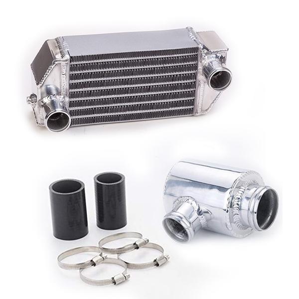 スクラム 当店一番人気 DG64 用 容量アップ 特売 インタークーラー スロットルチャンバー セット 冷却装置 圧力低減 大容量 マツダ