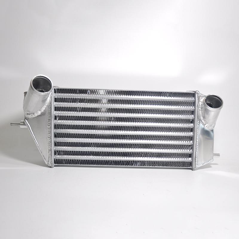 高い冷却効果を発揮します テーパーチューブ設計 コルゲートフィンを採用 イグニス FF21S 保証 SALENEW大人気 クロスビーXBEE MN71S LSEX-F オールアルミ製 インタークーラー 製 スズキ 純正交換タイプ