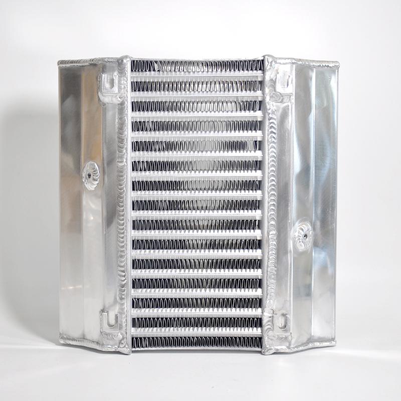 価格交渉OK送料無料 テーパーチューブ設計 コルゲートフィンを採用 LSEX-F 製 RX-7 FD3S 全品最安値に挑戦 オールアルミ製 インタークーラー 純正交換式 1型~6型 用 マツダ