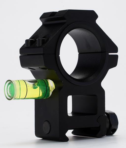Broptical 当店限定販売 スコープマウント 25 30mm 両対応 売買 水平器つき ver 5.12 サバゲー 用品 マウント アダプター 装備