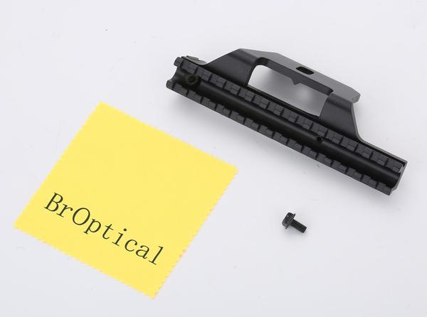 Broptical スコープマウント マウントベース 倉庫 戦術M14スコープマウントサイト 返品交換不可 サバゲー ウィーバーレール ライフルハンティング用20MMマウント