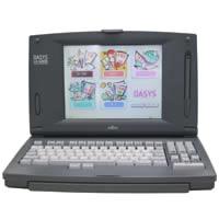 ワープロ 富士通 オアシス OASYS LX6000親指シフト(LX-6000)