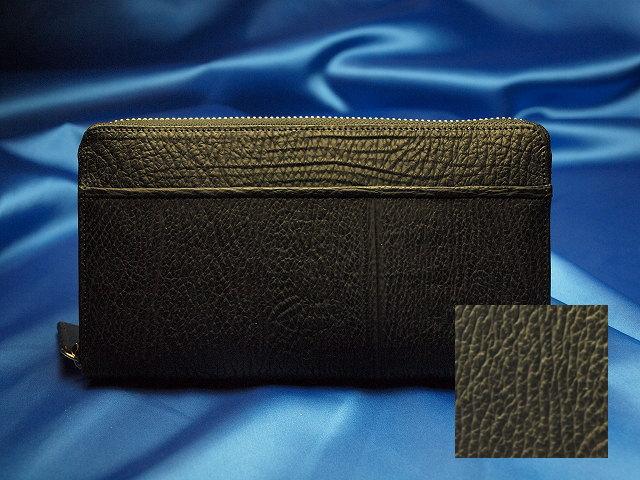 金運アップ・開運財布専門店 年収が1000万になる財布 水商売の神様 シャークスキン 財布の王様