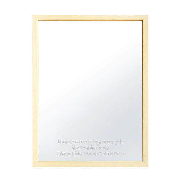 贈り物ギフト レリーフセット ミラーマグネットボード トール ナチュラル