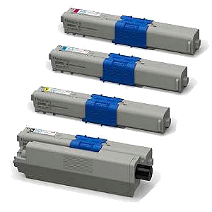 OKI 沖電気工業 TNR-C4KK2/C2/M2/Y2 4色セット大容量 激安リサイクルトナー