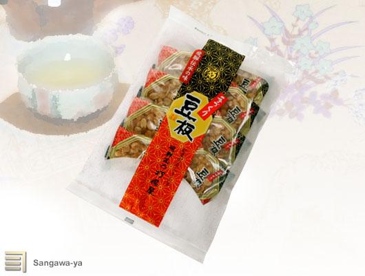 飛騨伝承の味 定番キャンバス 豆板 袋入 毎日続々入荷