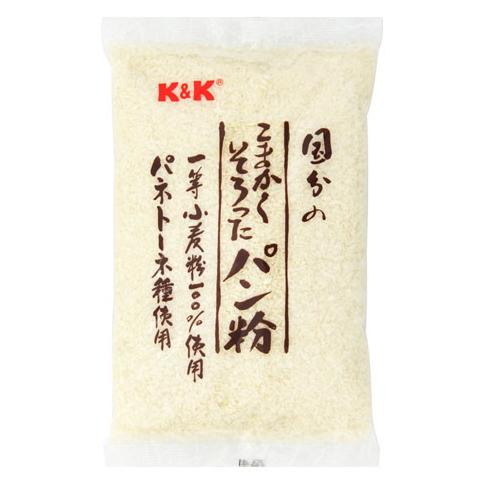 K&K こまかくそろった パン粉 200g