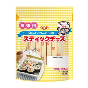 QBB Qちゃんチーズ 14本入