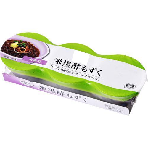 3パック カネリョウ 金の糸もずく 3P 安い 激安 当店限定販売 プチプラ 高品質 黒酢