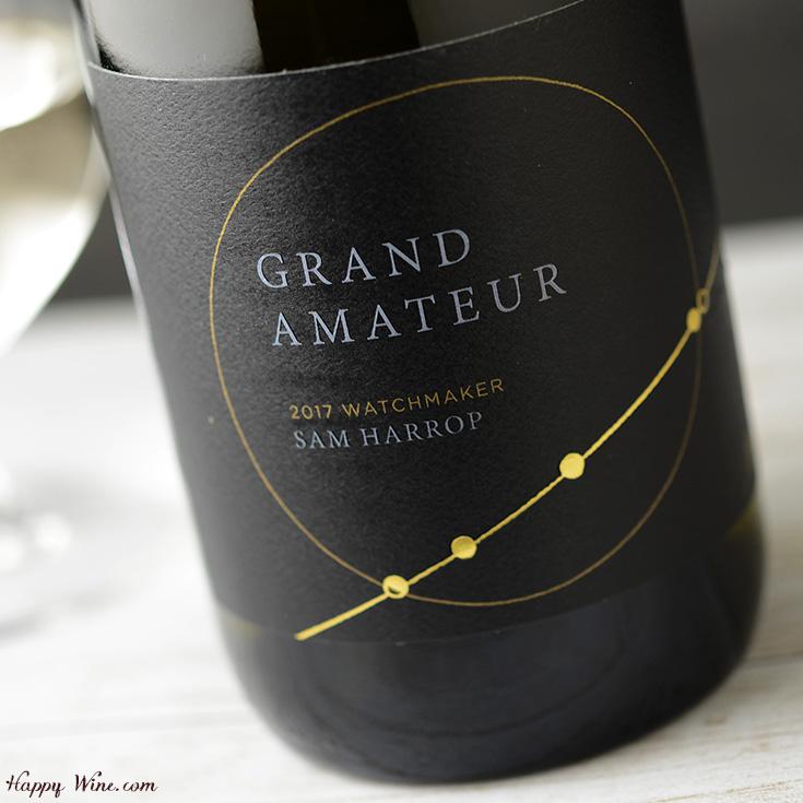 NZワインの頭脳 土地の個性を追求する天才 サム ハロップ グランド 750ml お買い得 アマチュア シャルドネ ウォッチメーカー 定番スタイル 白