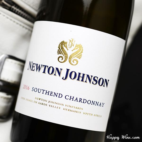 残りわずか ニュートン ハイクオリティ ジョンソン サウスエンド 750ml 高級な 白 シャルドネ