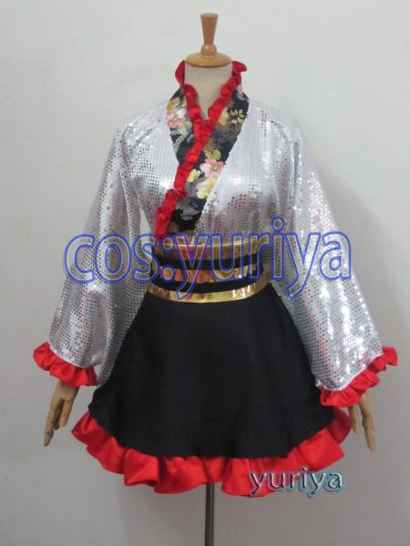 ラブライブ!輝夜の城で踊りたい 西木野 真姫★コスプレ衣装