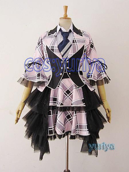 AKB48『4期生10周年公演』ver4★コスプレ衣装
