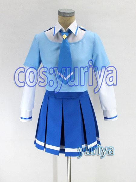 スマイルプリキュア!☆青木れいか制服★コスプレ衣装