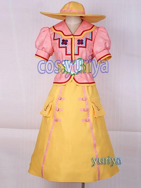 ミッキー&フレンズ・グリーティングトレイル ミニー コスプレ衣装