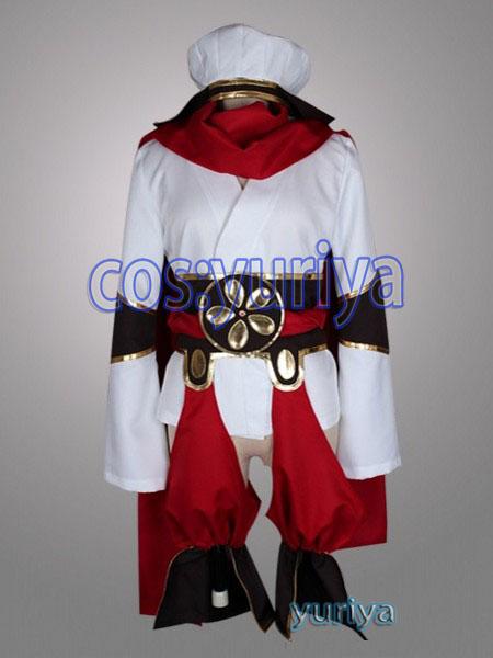 ケイオスドラゴンChaos Dragon 赤竜戦役 忌ブキ★コスプレ衣装