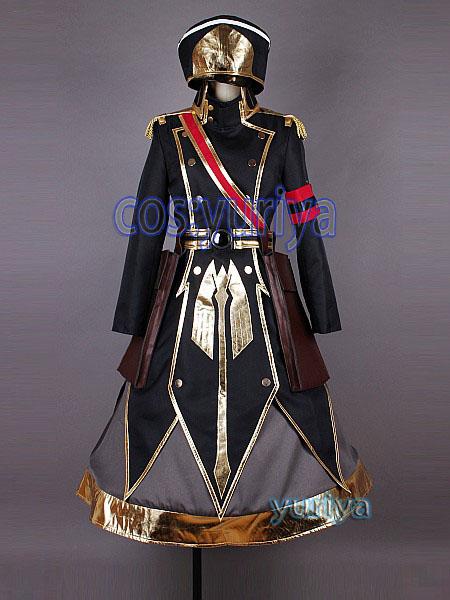 Re:CREATORS(レクリエイターズ) アルタイル 軍服の姫君★コスプレ衣装