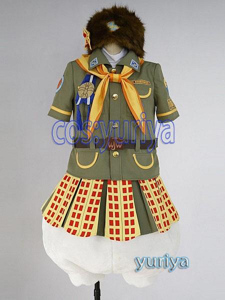 東京ディズニーランド(TDL) キャンプ・ウッドチャック デイジー 刺繍ワッペン★コスプレ衣装