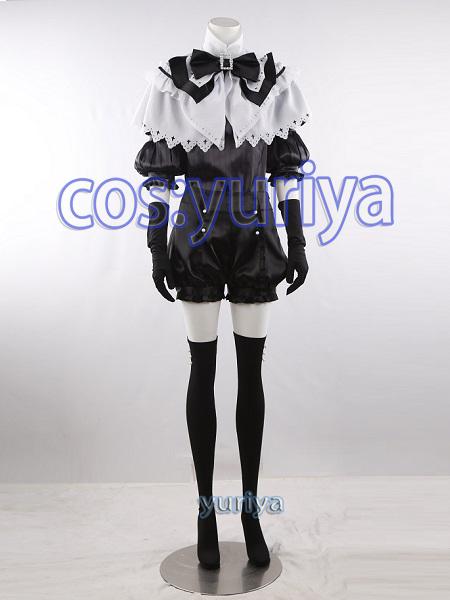 宝石の国 燐葉石(フォスフォフィライト) シンシャ 制服★コスプレ衣装